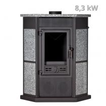 Adam 8.3 kW (ventilada de canto)