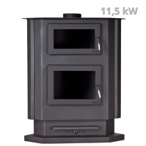 Jorge 11.5 kW (canto e forno, sem ventilação)