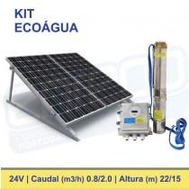 Kit ECOÁGUA 24V (sem baterias)