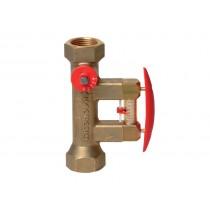 Regulador de Caudal Bypass para aquecimento central