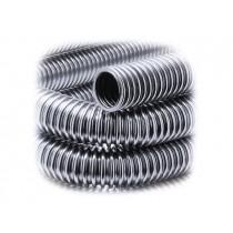Rolos de Tubo Ondulado Aço Inox (tubagem sem isolamento)