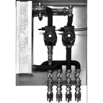 """Sistema de Separação Coluna Dupla Inércia Modelo """"XL"""""""