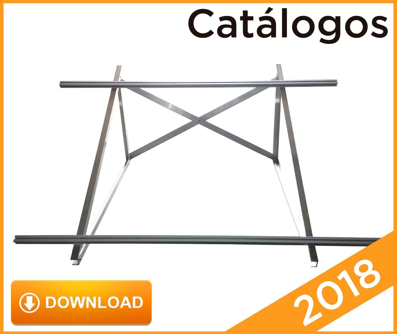 Catálogo de Estruturas Solares