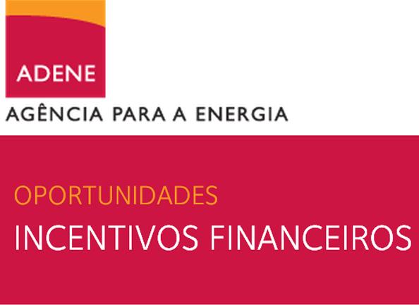 Oportunidades: Incentivos Financeiros